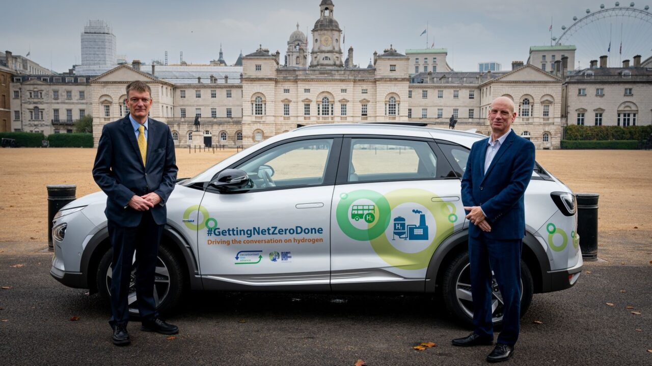 Energy leaders gather to challenge UK Government's decarbonised gas strategy image