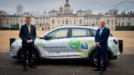 Energy leaders gather to challenge UK Government's decarbonised gas strategy